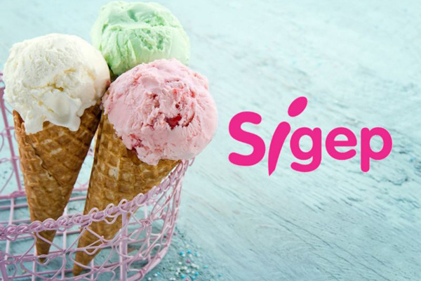 Sigep Rimini 2021 for Gelato and Cafe