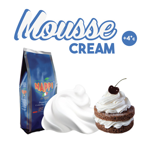 Base Mousse Cream
