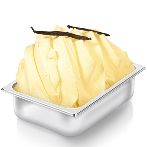 Yellow Vanilla Paste